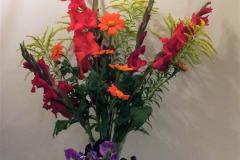 Mary White: Rainbow Flowers