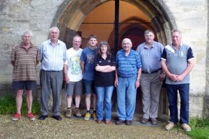 Bellringers full peal Queen's official 90th