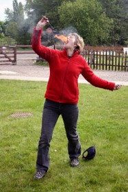 sueleefireeating